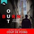 Couverture Burn out Editions Hardigan 2017