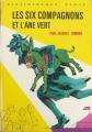 Couverture Les Six Compagnons et l'âne vert Editions Hachette (Bibliothèque verte) 1972