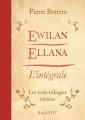 Couverture Ewilan, Ellana, intégrale Editions Rageot 2018