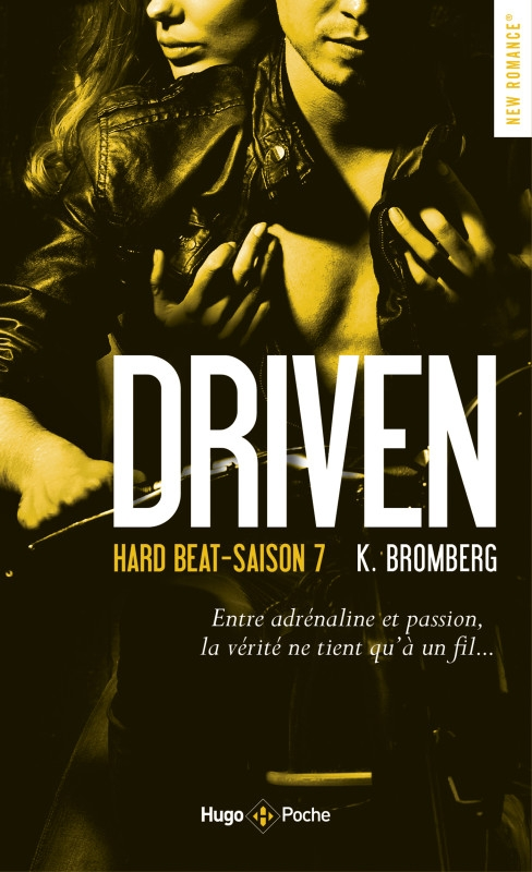 Couverture Driven, tome 7 : Hard Beat
