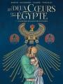 Couverture Les deux Cœurs de l'Égypte, tome 01 : La barque des milliers d'années Editions Delcourt (Machination) 2018