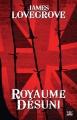 Couverture Royaume-Désuni Editions Bragelonne (10e anniversaire) 2018