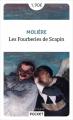 Couverture Les Fourberies de Scapin Editions Pocket (Classiques) 2018