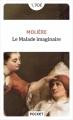 Couverture Le malade imaginaire Editions Pocket (Classiques) 2018
