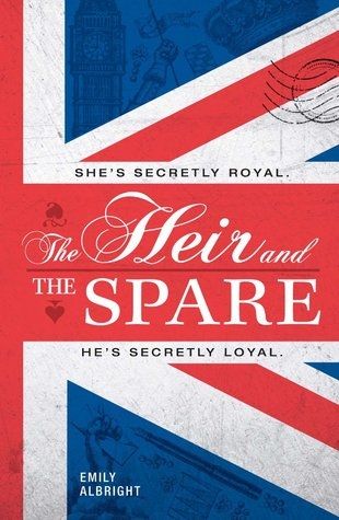 Couverture The Heir and the Spare