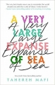 Couverture A very large expanse of sea Editions Electric Monkey 2018