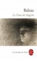 Couverture La peau de chagrin Editions Le Livre de Poche 1999