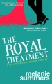 Couverture A Crown Jewels Romantic Comedy, book 1: The Royal Treatment Editions Gretz Corp 2017