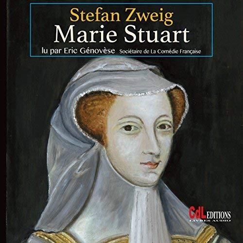 Couverture Marie Stuart