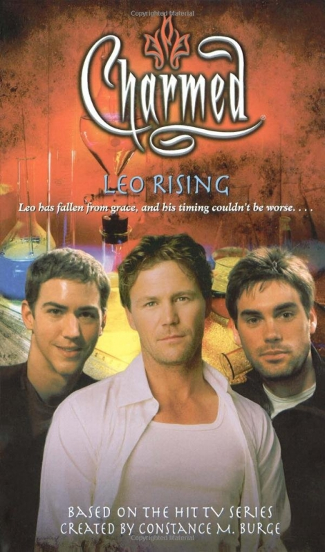 Couverture Charmed, tome 40 : Leo Rising