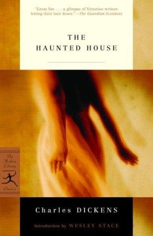 Couverture The Haunted House