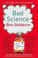 Couverture Bad Science Editions Fourth Estate 2009