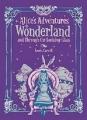 Couverture Alice au Pays des Merveilles, De l'autre côté du miroir / Tout Alice / Alice au Pays des Merveilles suivi de La traversée du miroir Editions Barnes & Noble 2016