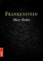 Couverture Frankenstein ou le Prométhée moderne / Frankenstein Editions Publie.net 2011