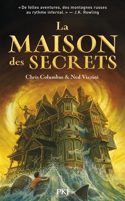 Couverture La maison des secrets, tome 1