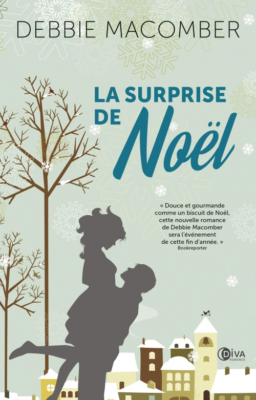 Couverture La surprise de Noël