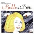 Couverture La belle et la bête Editions Nathan (Carrés classiques) 2011