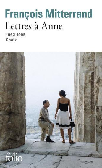 Couverture Lettres à Anne : 1962-1995