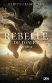 Couverture Rebelle du désert, tome 3 : La tempête Editions 12-21 2018