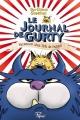 Couverture Le journal de Gurty, tome 5 : Vacances chez Tête de fesses Editions Sarbacane (Pépix) 2018