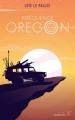 Couverture Fréquence Oregon Editions Sarbacane (Exprim') 2018