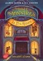 Couverture Le musée des monstres, tome 1 : La tête réduite Editions Le Livre de Poche (Jeunesse) 2018