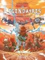 Couverture Les Légendaires, tome 21 : World Without : La bataille du néant Editions Delcourt 2018