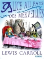Couverture Alice au pays des merveilles / Les aventures d'Alice au pays des merveilles Editions Feedbooks 1865