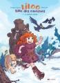 Couverture Liloo : Fille des cavernes, tome 1 : La grande chasse Editions Frimousse 2018
