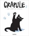 Couverture Crapule, tome 2 Editions Dupuis 2018
