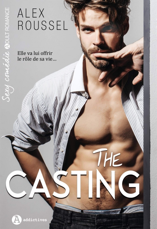 Couverture The casting