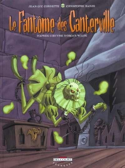 Couverture Le fantôme des Canterville