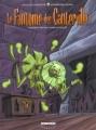 Couverture Le fantôme des Canterville Editions Delcourt 2003