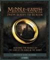 Couverture La Terre du Millieu : Des romans à l'écran : Construire le monde du Seigneur des Anneaux & du Hobbit Editions Harper 2017