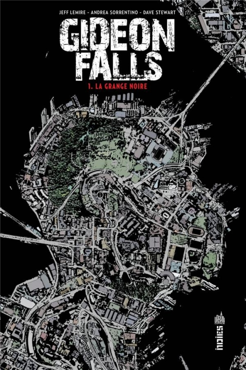Couverture Gideon Falls, tome 1