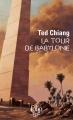 Couverture La tour de Babylone Editions Folio  (SF) 2018