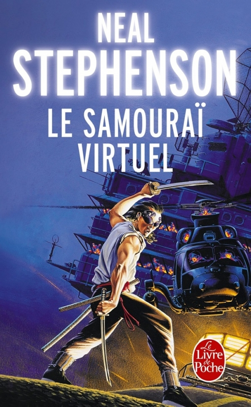 Couverture Le samouraï  virtuel / Snow crash