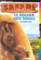 Couverture Le Rocher aux singes Editions Folio  (Junior) 2000