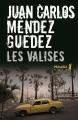 Couverture Les Valises Editions Métailié (Noir) 2018