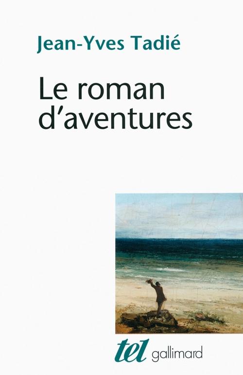 Couverture Le roman d'aventures