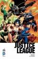 Couverture Justice League (Renaissance), tome 01 : Aux origines Editions Urban Comics 2016