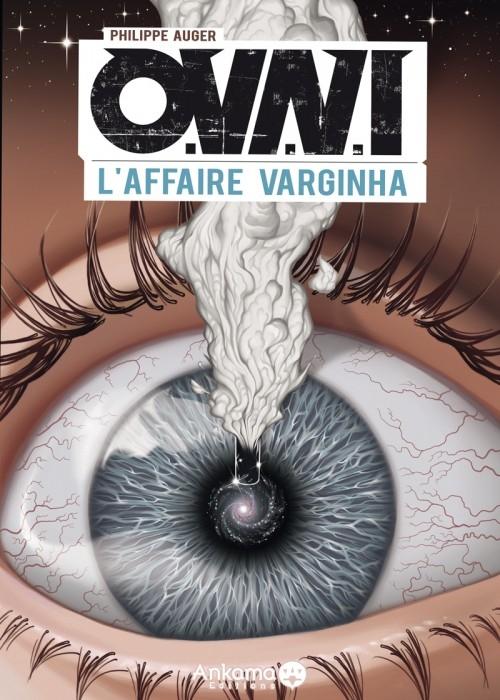 Couverture OVNI : l'affaire Varginha