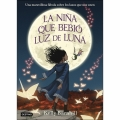 Couverture La fille qui avait bu la lune Editions Destino 2018