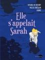 Couverture Elle s'appelait Sarah (BD) Editions Marabout (Marabulles) 2018