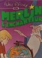 Couverture Merlin l'enchanteur Editions GDL (Histoire du film) 1984