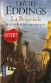 Couverture La Belgariade, tome 1 : Le Pion blanc des présages Editions Pocket (Fantasy) 2012