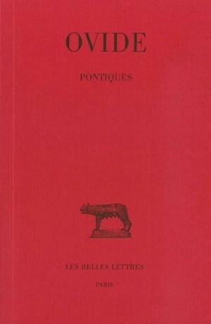 Couverture Pontiques