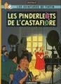 Couverture Les aventures de Tintin, tome 21 : Les Bijoux de la Castafiore Editions Casterman 1980