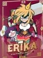 Couverture Erika et les princes en détresse, tome 1 Editions Autoédité 2018
