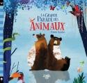 Couverture La grande parade des animaux Editions Little Urban 2018